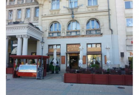 Gara Cukrászda Kálvin tér