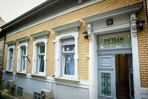 Fifteen Boutique Hostel